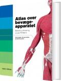 atlas over bevægeapparatet - bog