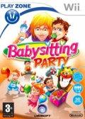 babysitting party - dk - wii
