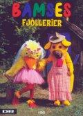 bamses billedbog - fjollerier - DVD