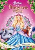 barbie som prinsessen på øen / barbie as the island princess - DVD