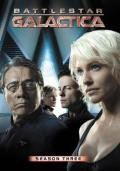 Image of   Battlestar Galactica - Sæson 3 - DVD - Tv-serie
