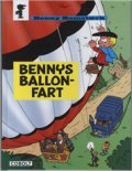 benny bomstærk: bennys ballonfart - bog