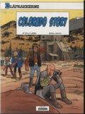 blåfrakkerne: colorado story - Tegneserie