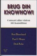 brug din knowhow! - bog