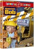 byggemand bob på byggepladsen 2 - huse og legepladser - huse og legepladser - DVD