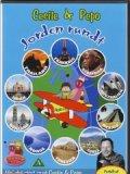 cecile og pepo - jorden rundt - DVD