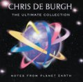 chris de burgh - notes from planet earth - ultimate collection - cd