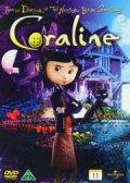 coraline - DVD