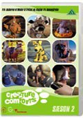 creature comforts - sæson 2 - DVD
