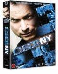 c.s.i. new york - sæson 4 - DVD