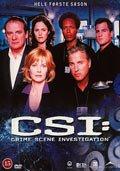 c.s.i. - sæson 1 - DVD