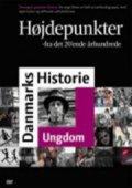 danmarks historie - ungdom - DVD