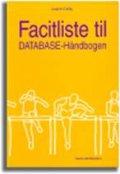 database-håndbogen - bog