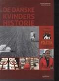 de danske kvinders historie - bog