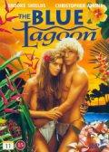 den blå lagune / blue lagoon - DVD