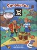 den store flaog: sørøverne - bog