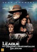 det hemmelighedsfulde selskab / the league of extraordinary gentlemen - DVD