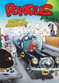 pondus: drenge og drømmebiler - Tegneserie