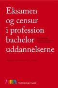 eksamen og censur i professionsuddannelserner - bog