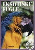 eksotiske fugle - bog