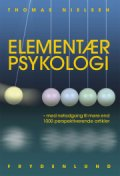 elementær psykologi - bog