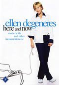 ellen degeneres - here and now - DVD