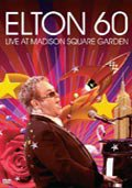 elton john - elton 60 live at madison square garden - DVD