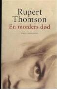 en morders død - bog