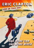 eric clapton - one more car one more rider - DVD