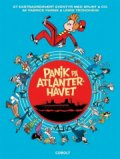 et ekstraordinært eventyr med splint & co.: panik på atlanterhavet - bog