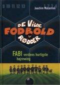 de vilde fodboldrødder 8 - fabi verdens hurtigste højrewing - bog