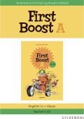first boost - a - CD Lydbog