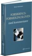 Image of   Forsikringsformidlingsloven Med Kommentarer - Morten Samuelsson - Bog