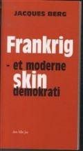 frankrig - et moderne skindemokrati - bog