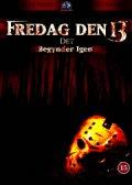 fredag den 13. - del 5 - det begynder igen - DVD