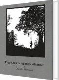 fugle, træer og andre silhuetter - bog