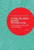fysisk helbred blandt psykisk syge - bog
