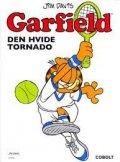 garfield 25: den hvide tornado - bog