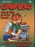 garfield 54: jeg er ikke et rodehoved, jeg er organisationelt udfordret - Tegneserie
