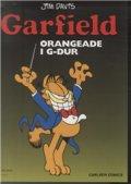 garfield farvealbum 23: orangeade i g-dur - Tegneserie
