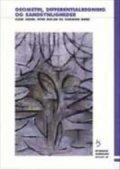 geometri, differentialregning og sandsynligheder - bog