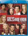 greys hvide verden - sæson 4 - udvidet - Blu-Ray