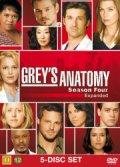 greys hvide verden - sæson 4  - DVD