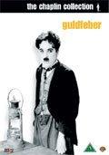 guldfeber - charles chaplin - DVD