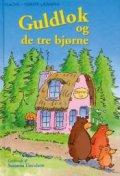 guldlok og de tre bjørne - bog