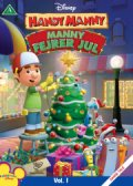 handy manny - manny fejrer jul - disney - DVD