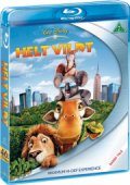 helt vildt / the wild - disney - Blu-Ray