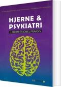 hjerne og psykiatri - bog