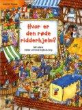hvor er den røde ridderhjelm? - bog
