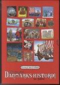 ill. danmarks-historie for folket, samlet - bog